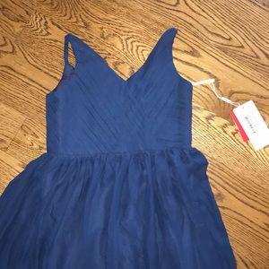 Dresses & Skirts - Juniors Dark navy dress